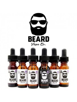 BEARD PREMIUM E LIQUID FOR DRIP